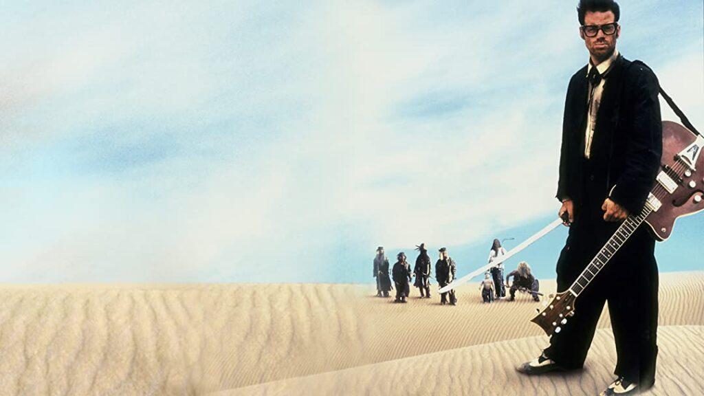 una scena da Six-string samurai (Lance Mungia, 1998)