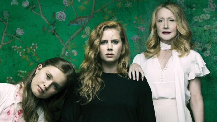sharp objects - credits hbo