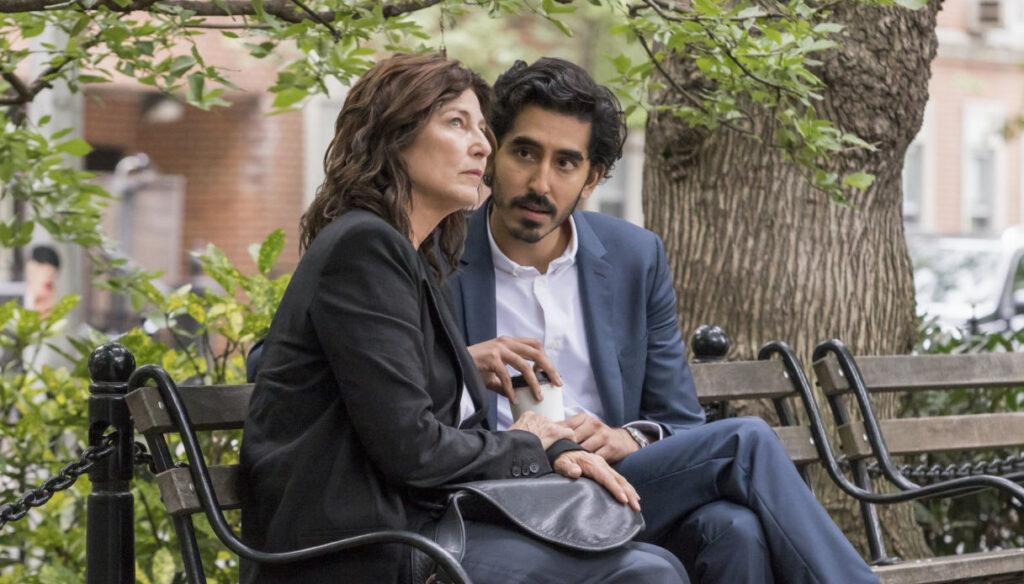 Catherine Keener  e Dev Patel in Modern Love (1x02) - Credits: Amazon Studios
